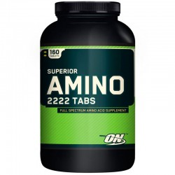 Super Amino 2222 160 Tabs - Optimum Nutrition