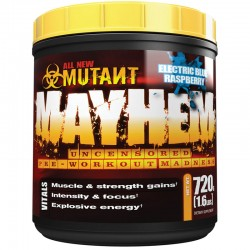 Pre Entrenos Mutant Mayhem 1,6 lb - Mutant