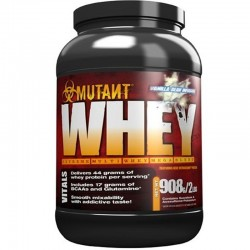 Proteinas Concentradas Mutant Whey 2lb - Mutant