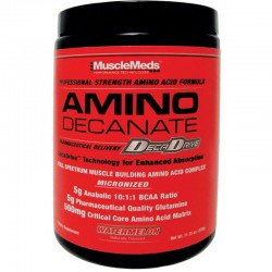 Amino Decanate 360 gr - Musclemeds
