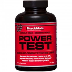 Pro Hormonal Power Test 168 Caps - Musclemeds