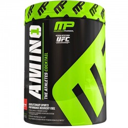 Aminoacidos ramificados Amino 1 20 Servings - MusclePharm