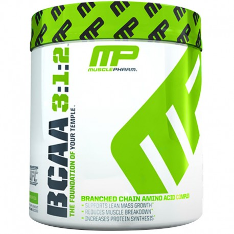 Bcaa 3:1:2 240 Caps - MusclePharm