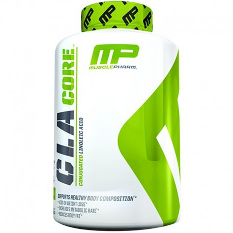 Quemadores de Grasas Cla Core 90 Caps - MusclePharm