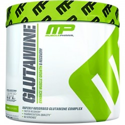 Glutamina 300 Gr - MusclePharm