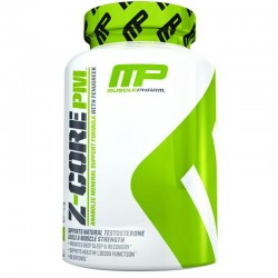 Pro Hormonales Z-Core PM 60 Tabs - MusclePharm