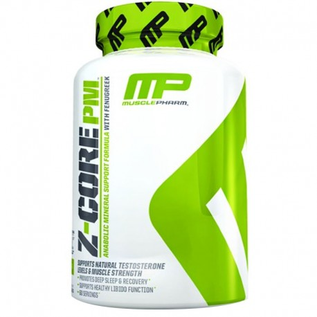 Z-Core PM 60 Tabs - MusclePharm