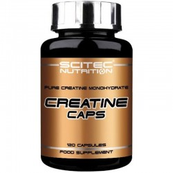 Creatine 120 Caps - Scitec Nutrition