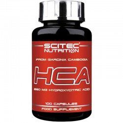 Hca 100 Caps - Scitec Nutrition