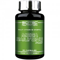 Multivitaminas Mega Daily One Plus 60 Caps - Scitec Nutrition