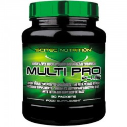 Multivitaminas MuIti-Pro Plus 30 Pacs - Scitec Nutrition