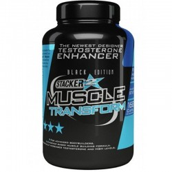 Pro Hormonales Muscle Transform 168 Caps - Stacker 2