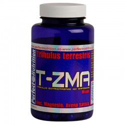 Tribulus Terrestris T-ZMA 90 Caps- Perfect Nutrition
