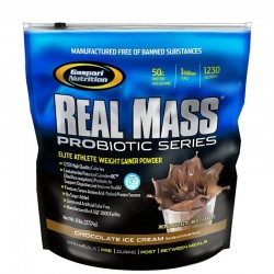 Carbohidratos Real Mass Probiotic Series 6 Lb - Gaspari