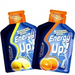 Energy Up 2 Geles x 40Gr - Victory Endurance