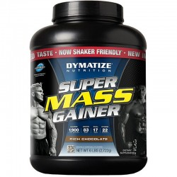 Super Mass Gainer 6L - Dymatize