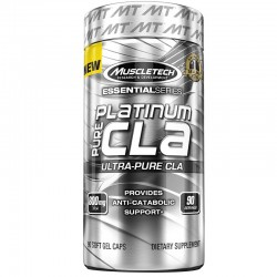 Platinum Pure CLA 90 Softgels - Muscletech