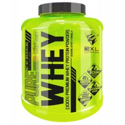 Proteinas Pure Whey 2 Kg - Nutrytec