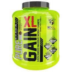 Carbohidratos Pure Gain XL 3Kg - Nutrytec.