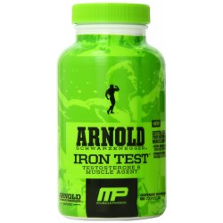 Prohormonal Iron Test 90 Caps - Arnold