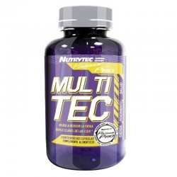 Vitaminas Multitec 60 Caps -Nutrytec