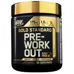 Preentreno Pre Workout 330 Gr - Optimum Nutrititon
