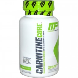 Carnitina Core 60 Caps- MusclePharm