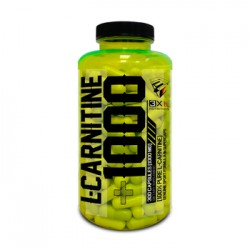 L-Carnitine + 1000 Mg 100 Caps - Nutrytec 3XL