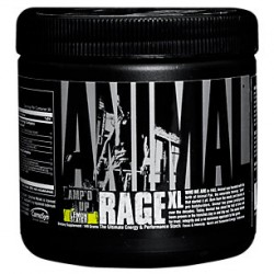 Pre Entrenos Animal Rage XL 148 Gr - Universal Nutrition