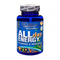 Mutlivitaminico All Day Energy 90 Cáps. - Victory Endurance