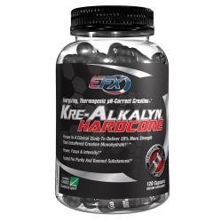 Creatina Kre Alkalyn 120 Caps - Efx