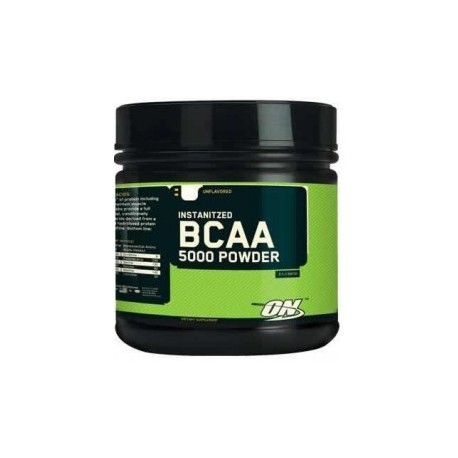 Aminoacidos Bcaa 5000 Powder 345 Gr- Optimum Nutrition