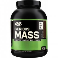 Carbohidratos Serious Mass 2,7 Kg - Optimum Nutrition