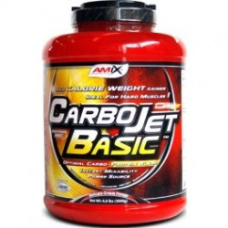 Carbohidratos Carbojet Basic 3Kg - Amix