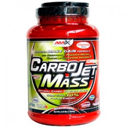 Carbohidratos Carbojet Mass 3Kg - Amix
