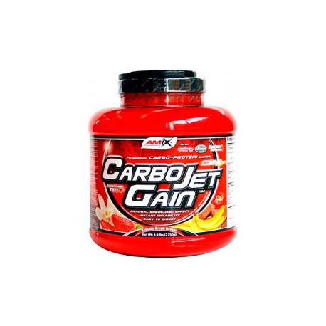 Carbohidratos Carbojet Gain 2,25 Kg - Amix