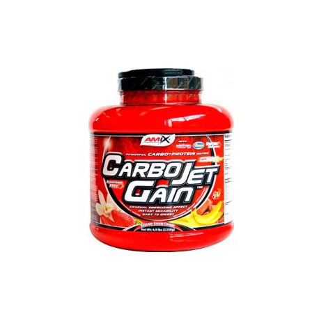 Carbohidratos Carbojet Gain 4 Kg - Amix