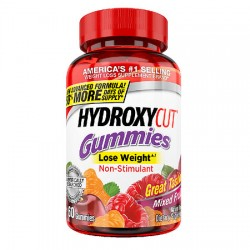 Hydroxycut Gummies Pro Clinical 60 Gominolas - Muscletech