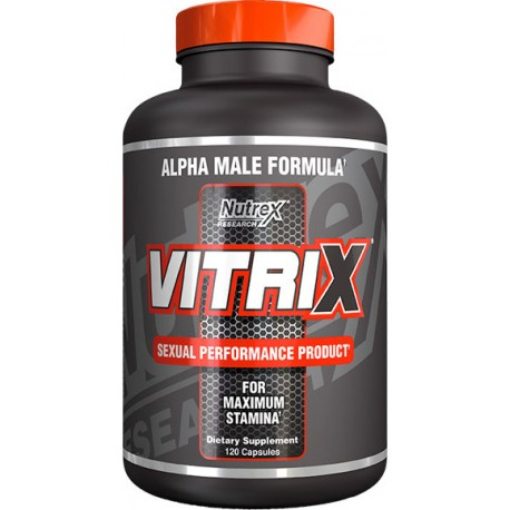 Vitrix 120 Liquid Caps - Nutrex