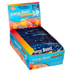 Energy Boost Gummies 12 x 64Gr - Victory Endurance
