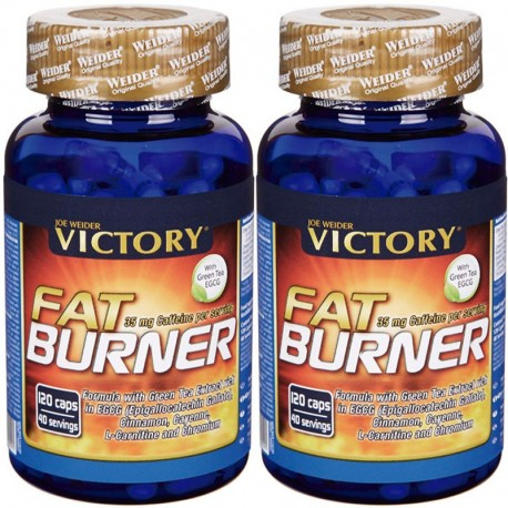 fat burner victory como se toma